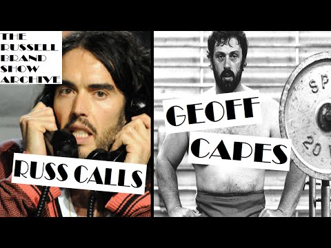 Geoff Capes Interview | The Russell Brand Show