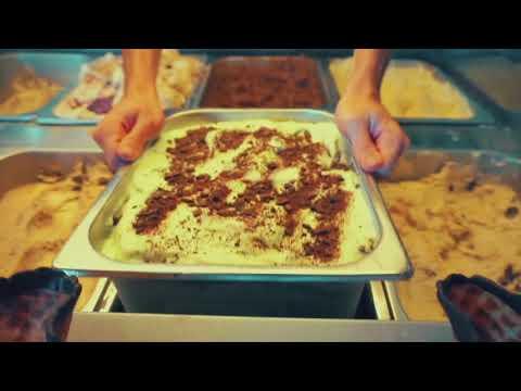 Ice cream making process - Royal Copenhagen Ice Cream