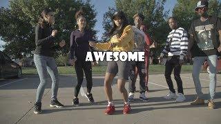 Valee - Awesome ft. Matt Ox (Woah Dance Video) shot by @Jmoney1041