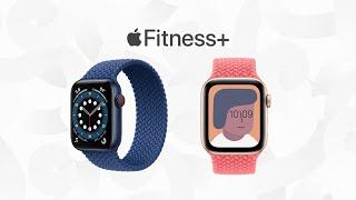 Tất cả về Apple Watch Series 6 & Watch SE