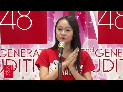 Rona Anggreani - Final Audition in Japan