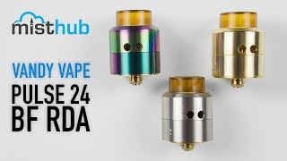 Vandy Vape Pulse 24 BF RDA Video
