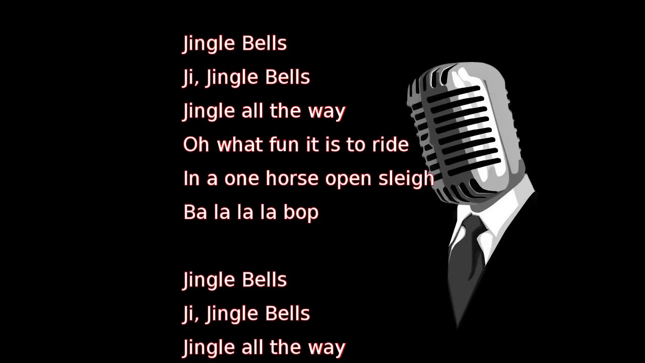 frank sinatra jingle bells lyrics