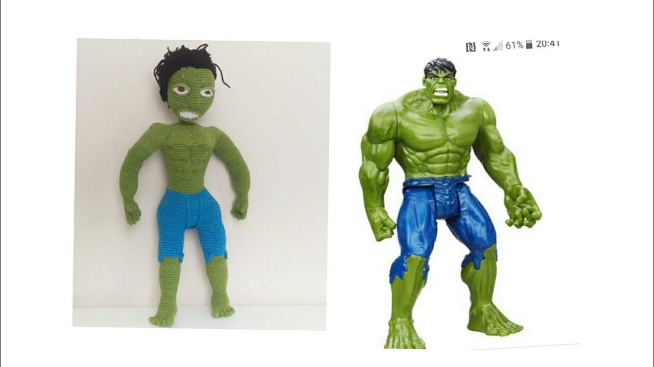 Hulk – Amigurumi Patterns   720x1280