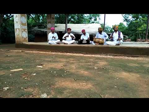 Rajasthani Folk Music and Song at Shilpgram, Udaipur, Rajasthan, India