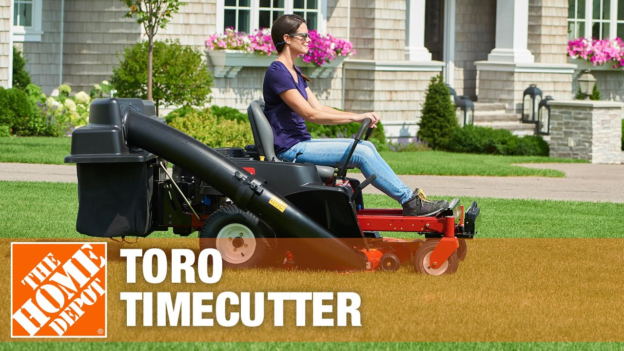 Home Depot Mowers Riding Image of Local Worship
