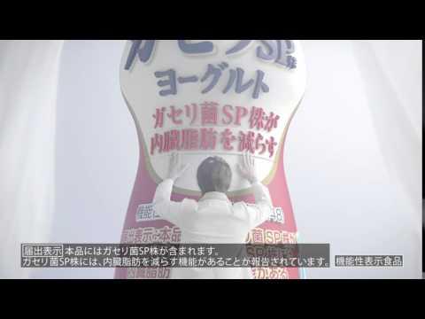向井理 ガセリ CM スチル画像。CM動画を再生できます。