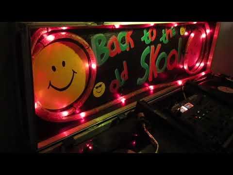Old skool acid house vinyl mix