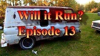 will it run episode 13 1966 dodge a100 boogie van