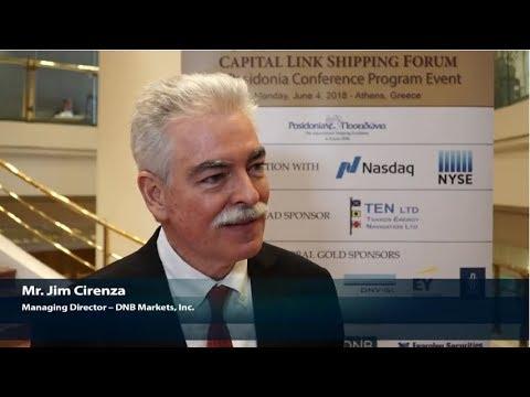2018 6th Analyst & Investor Forum - Interview with Mr. Jim Cirenza