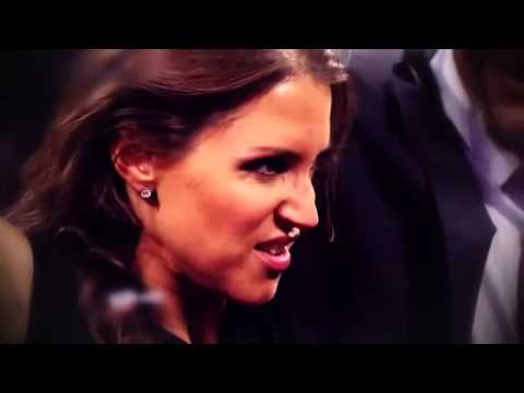 WWE:Stephanie McMahon Custom Titantron HD