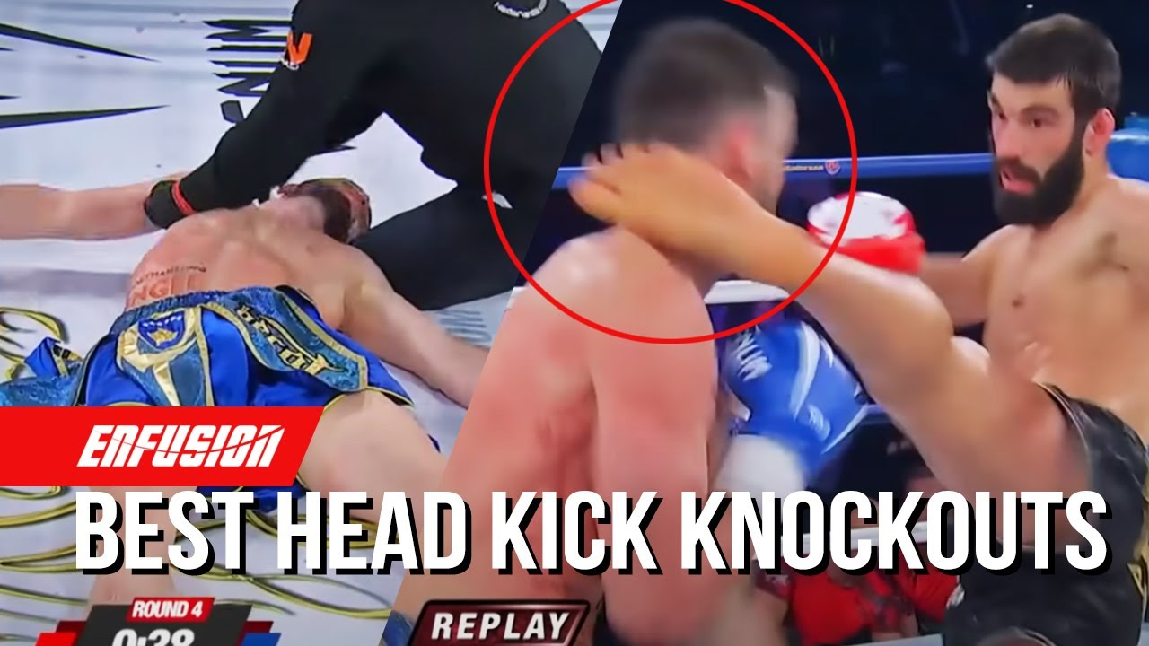 Download Top 10 Head Kick Knockouts | Stone Cold KO's