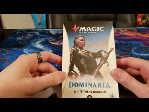New! Magic: The Gathering White Theme Booster Pack (From Walmart)