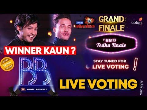 bigg-boss-13-grand-finale-|-sidharth-vs-asim-live-voting-to-decide-winner-|-bb-13-video