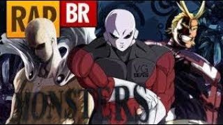 「AMV」Rap dos Personagens mais apelões dos animes | Team Tauz - ( VG Beats, Tauz e Yuri Black )