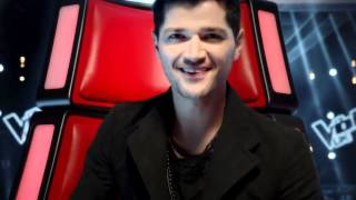 Danny O'Donoghue - The Voice UK Series 2 (Teaser Trailer) HQ