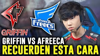 TENEMOS SUPERFINALISTA EN KOREA! - GRIFFIN vs AFREECA - KIIN vs CHOVY!