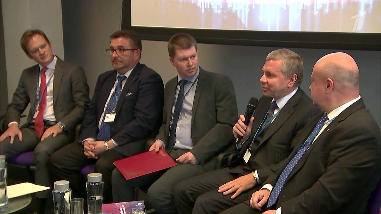 На российско-британском бизнес-форуме в Лондоне обсудили цифровые тренды в экономике.