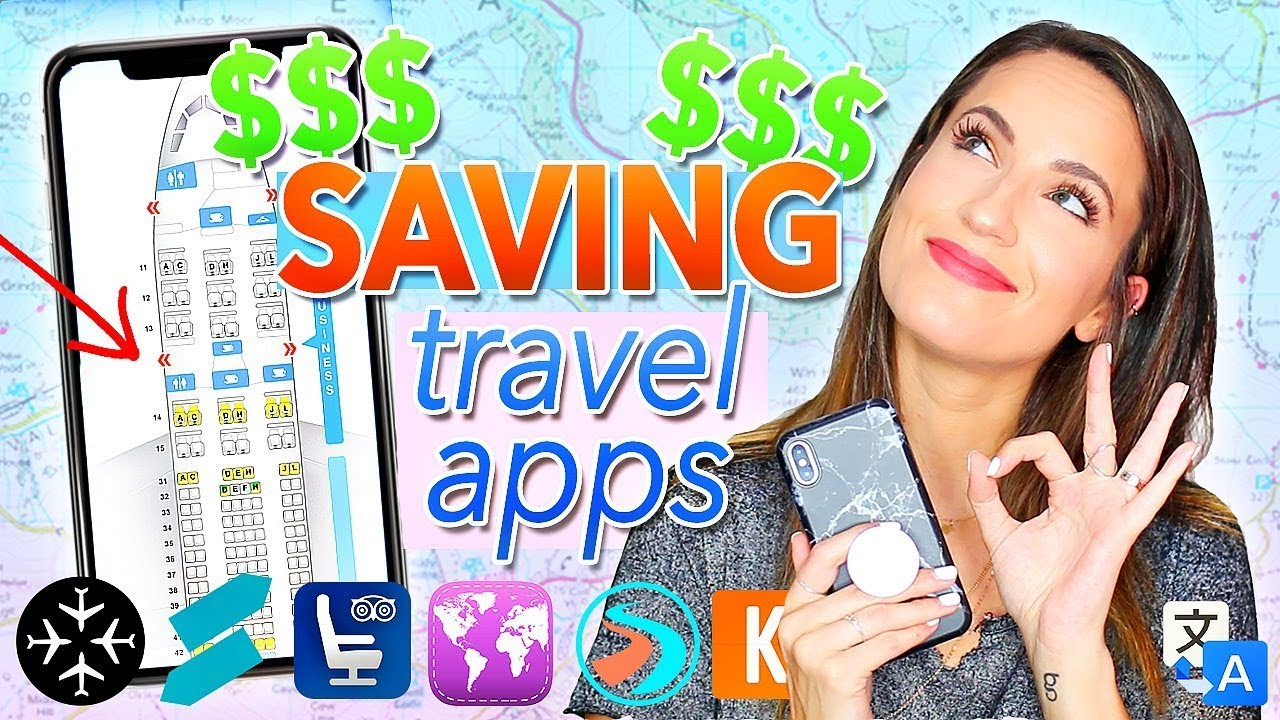 7 TRAVEL APPS THAT WILL SAVE YOU MONEY!!
