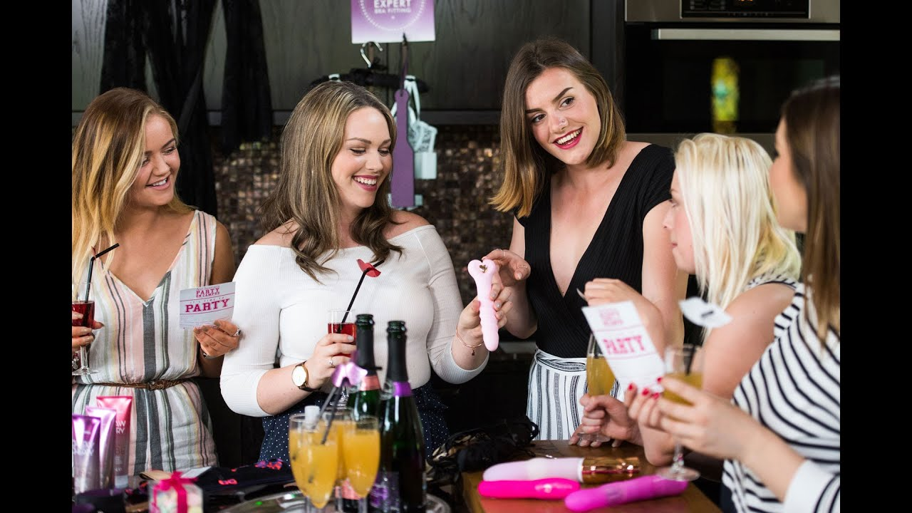 Ann Summers Party Game - YouTube