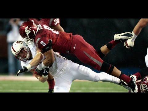 Highlights: No. 8 Stanford football survives Washington State