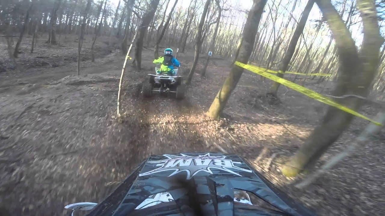 2016 GNCC Cannonball Youth ATV Race - Bailey Morgerson