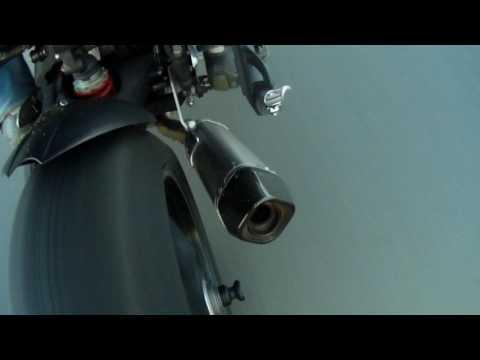 Triumph Speed Triple 2014 Arrow Lowboy 3 To 1 Exhaust Sound как
