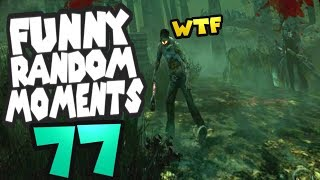 Dead by Daylight funny random moments montage 77