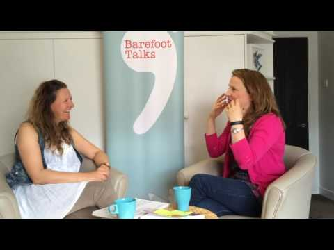 A Barefoot Conversation On following your heart, with Bernie Petrie and Alisoun Mackenzie.