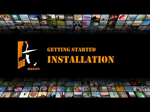 Agent Getting Started - 1. Installation