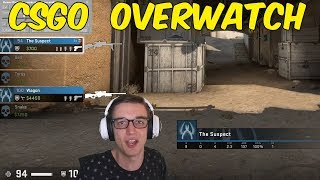 This is Ridiculous - CSGO Overwatch