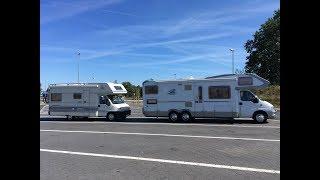 Wohnmobil Freunde: Camping Resort Zugspitze mit dem Wohnmobil / Juli 2018