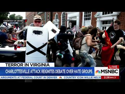 Terror In Virginia: Charlottesville Attack Reignites Debate Over Hate Groups In America