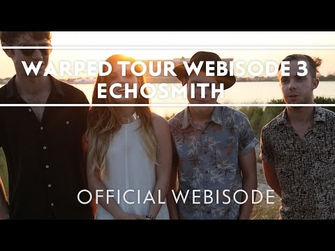 Echosmith - Vans Warped Tour Recap Episode 3 [Webisode]