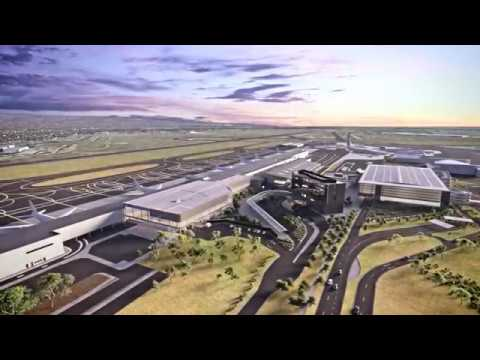 Adelaide Airport Terminal Expansion 2018
