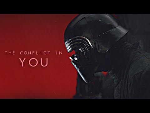 (SW) Kylo Ren | The Conflict in You