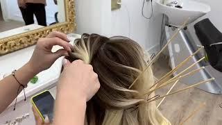 (ORXIDEYA BEAUTY CENTER)HAIR STYLE by SOLMAZ