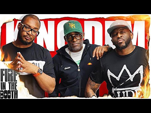 Ty, Rodney P, Blak Twang aka Kingdem - Fire In The Booth Special