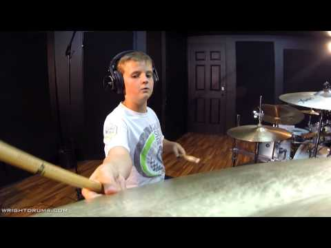 Wright Drum School - Ethan Cochrane - Fall Out Boy Take Over The ...