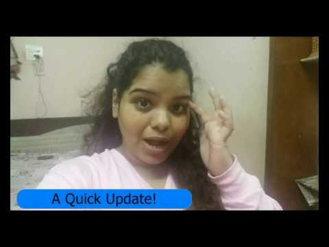 A Quick Update| Why not Posting any videos? | Good news| Vlog Style