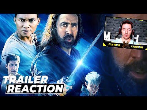 JIU JITSU TRAILER Reaction (Deutsch / German) I FILMTRUHE 🎬