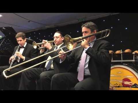 At The Jazz Band Ball - Andy Schumm's Bix Beiderbecke & His Gang - Whitley Bay 2016