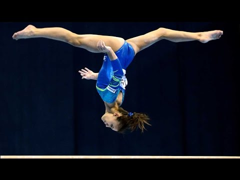 The Hardest Skills in Women's Gymnastic (CoP 2013-2016)