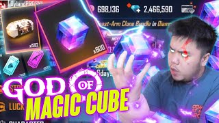DEWA MAGIC CUBE BUKA 3000BOX DAPET 600 MAGIC CUBE!!