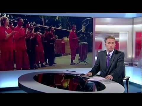 East West Detox: BBC News Interview