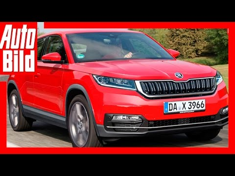 das neue skoda fabia suv 2019 youtube. Black Bedroom Furniture Sets. Home Design Ideas