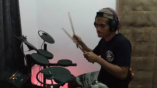 Kehilangan - Rocket Rockers (drum cover)