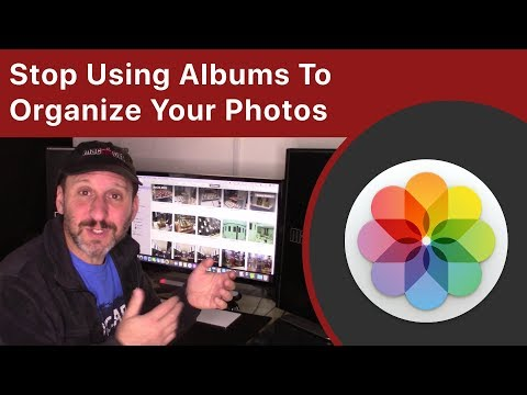 Stop Using Albums To Organize Your Photos