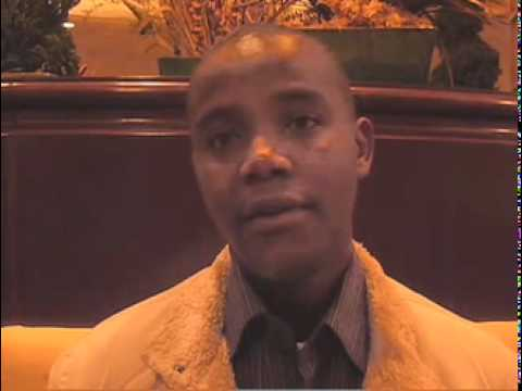 David Kuria of the Gay and Lesbian Coalition of Kenya stands strong against hate and HIV
