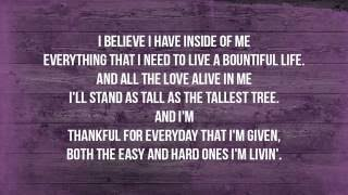 I'm Here (The Color Purple 2015 Cast) - Cynthia Erivo with Lyrics